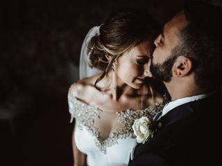 Le nozze di Samantha e Alex