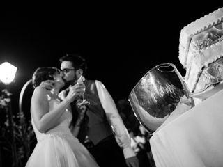 Le nozze di Fabrizia e Carlo