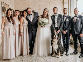 Le nozze di Benedetta e Alessandro