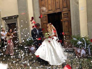 Le nozze di Roberto e Giada