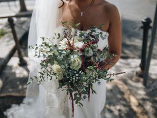 Le nozze di Claudia e Tonio 1