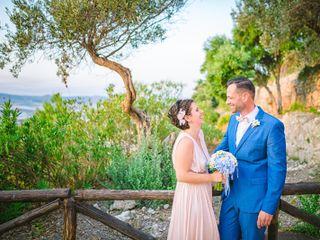 Le nozze di Marco e Imma