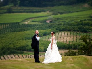 Le nozze di Michela e Andrea