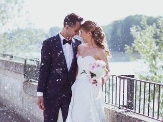 Le nozze di Vanessa e Nunzio