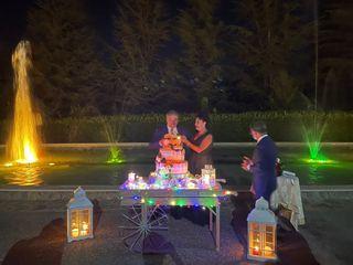 Le nozze di Romina  e Mario 2