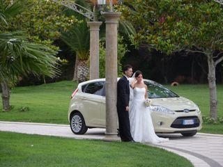 Le nozze di Nicola e Enza 1
