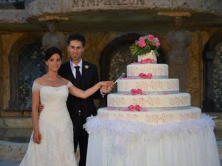 Le nozze di Nicola e Enza