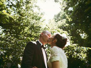 Le nozze di Ilaria e Demis