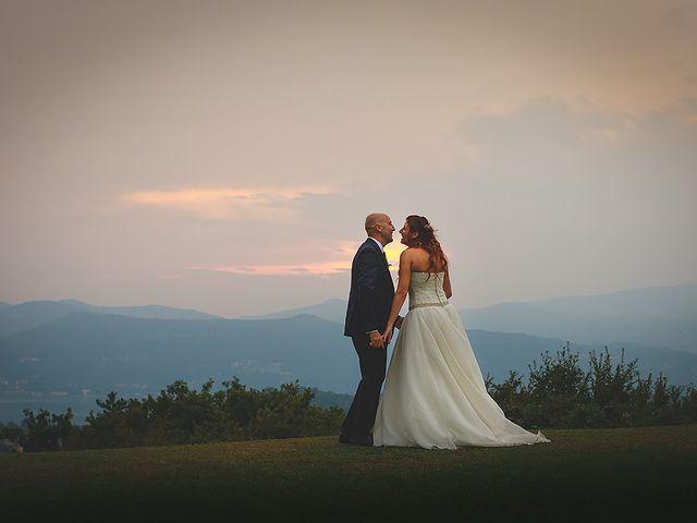 le nozze di Sabrina e Marco