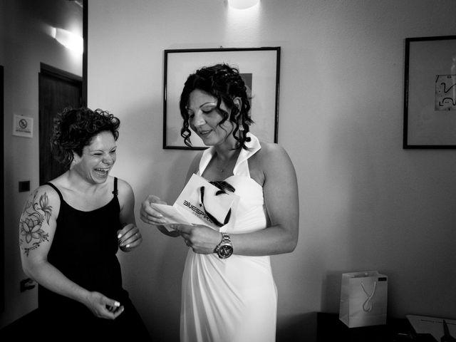 Il matrimonio di Rita e Cristina a Cereseto, Alessandria 13
