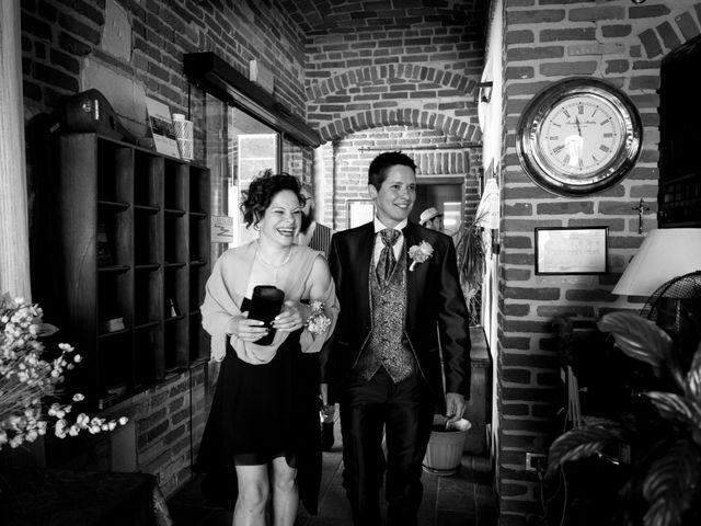 Il matrimonio di Rita e Cristina a Cereseto, Alessandria 27