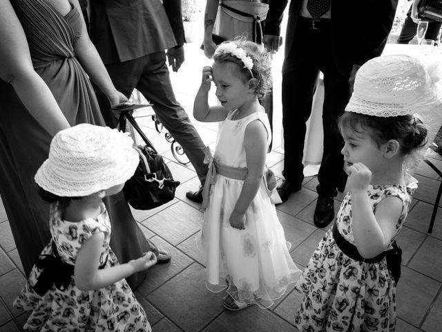 Il matrimonio di Rita e Cristina a Cereseto, Alessandria 28