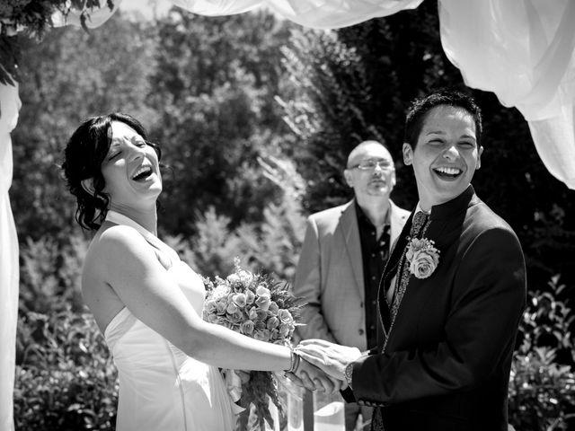 Il matrimonio di Rita e Cristina a Cereseto, Alessandria 38