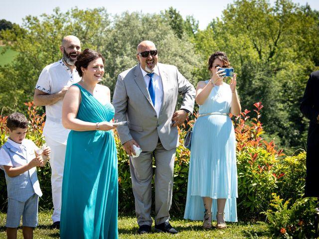 Il matrimonio di Rita e Cristina a Cereseto, Alessandria 39