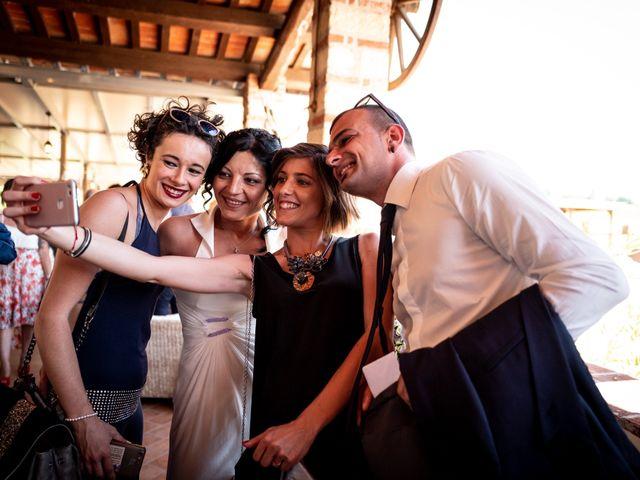 Il matrimonio di Rita e Cristina a Cereseto, Alessandria 50