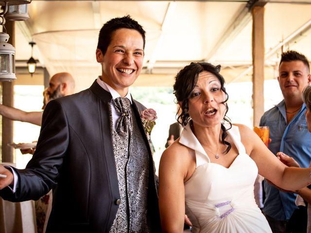 Il matrimonio di Rita e Cristina a Cereseto, Alessandria 51