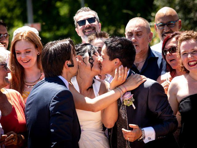 Il matrimonio di Rita e Cristina a Cereseto, Alessandria 53