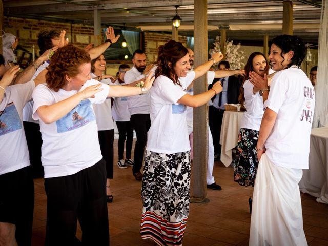 Il matrimonio di Rita e Cristina a Cereseto, Alessandria 67
