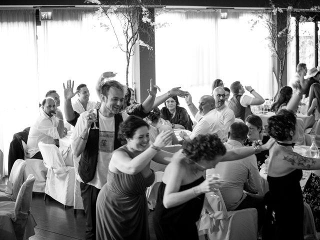 Il matrimonio di Rita e Cristina a Cereseto, Alessandria 80