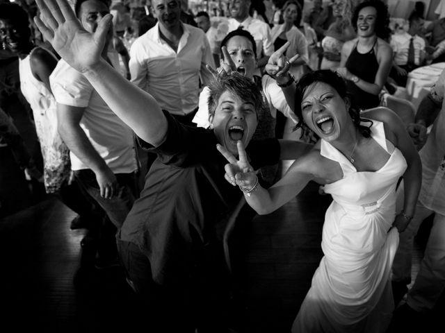 Il matrimonio di Rita e Cristina a Cereseto, Alessandria 84
