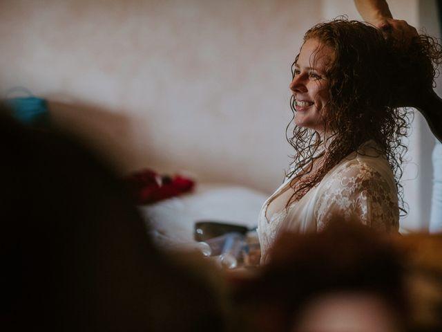 Il matrimonio di Thor e Jessica a Fara Filiorum Petri, Chieti 12