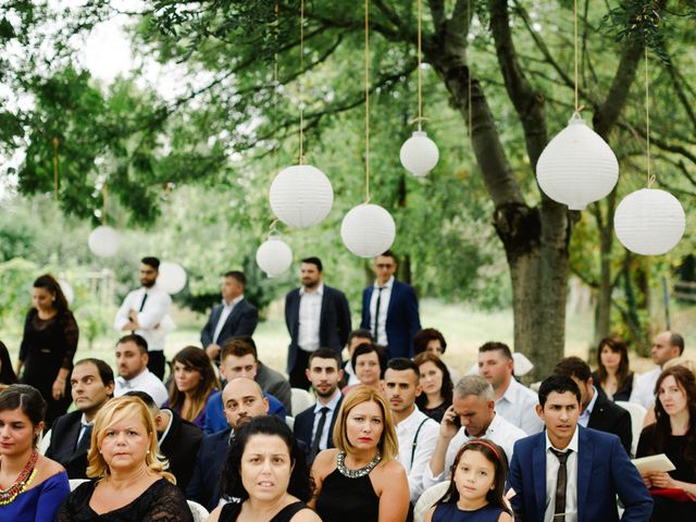 Il matrimonio di Fabio e Susana a Modena, Modena 28