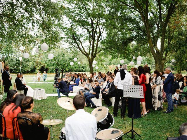 Il matrimonio di Fabio e Susana a Modena, Modena 29