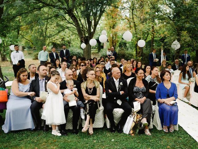 Il matrimonio di Fabio e Susana a Modena, Modena 32