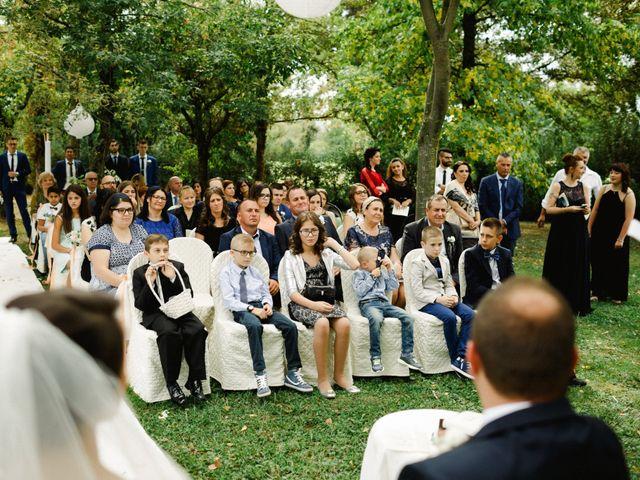 Il matrimonio di Fabio e Susana a Modena, Modena 33