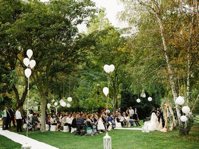 Il matrimonio di Fabio e Susana a Modena, Modena 34