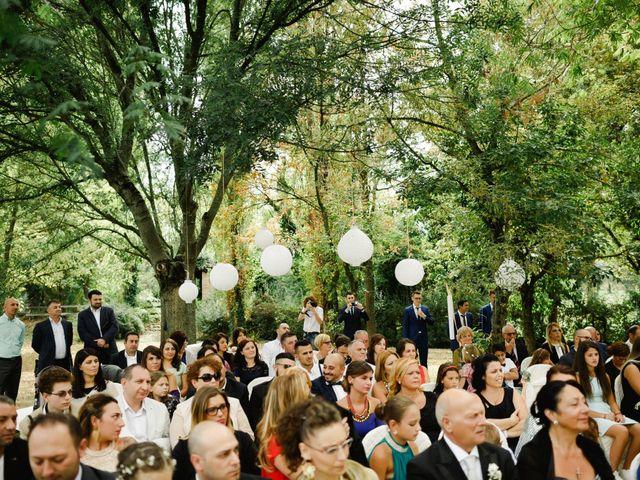 Il matrimonio di Fabio e Susana a Modena, Modena 35
