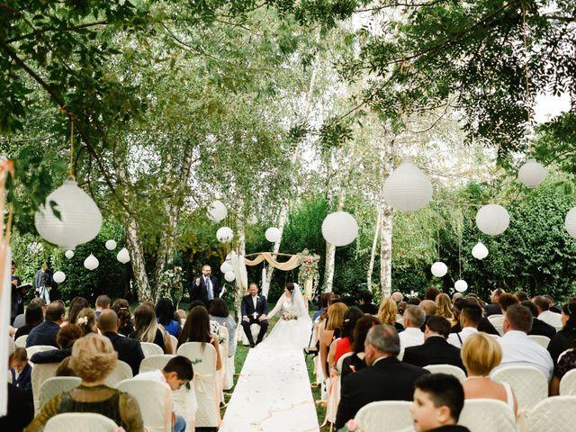 Il matrimonio di Fabio e Susana a Modena, Modena 39