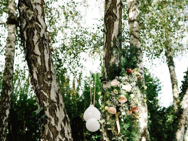 Il matrimonio di Fabio e Susana a Modena, Modena 41