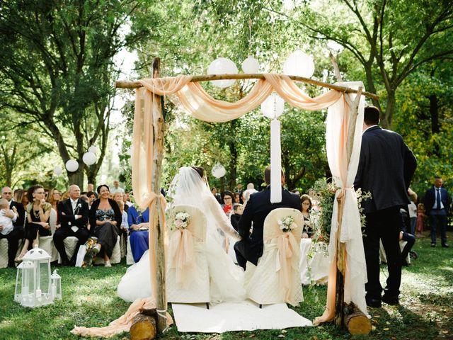 Il matrimonio di Fabio e Susana a Modena, Modena 42