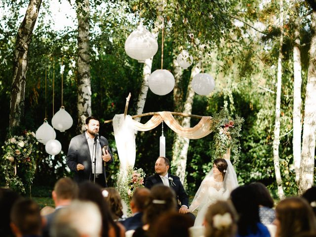 Il matrimonio di Fabio e Susana a Modena, Modena 44