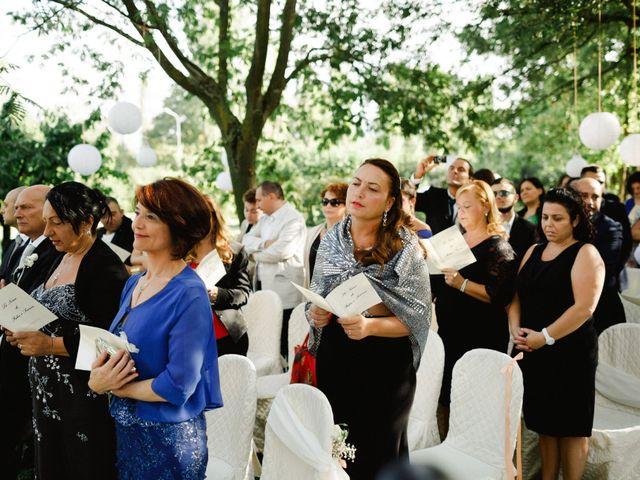 Il matrimonio di Fabio e Susana a Modena, Modena 45
