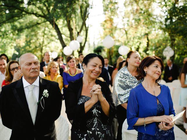 Il matrimonio di Fabio e Susana a Modena, Modena 46