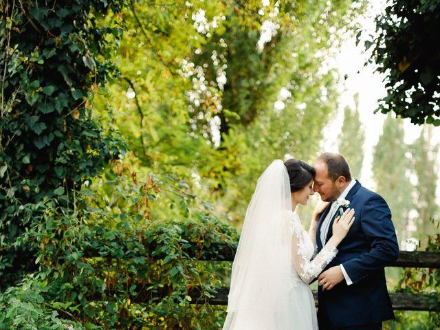 Il matrimonio di Fabio e Susana a Modena, Modena 54