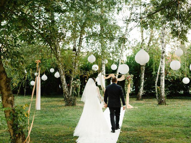 Il matrimonio di Fabio e Susana a Modena, Modena 56