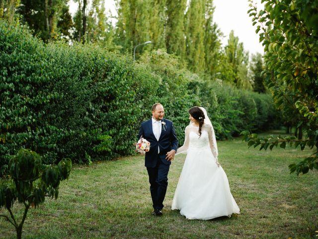 Il matrimonio di Fabio e Susana a Modena, Modena 69