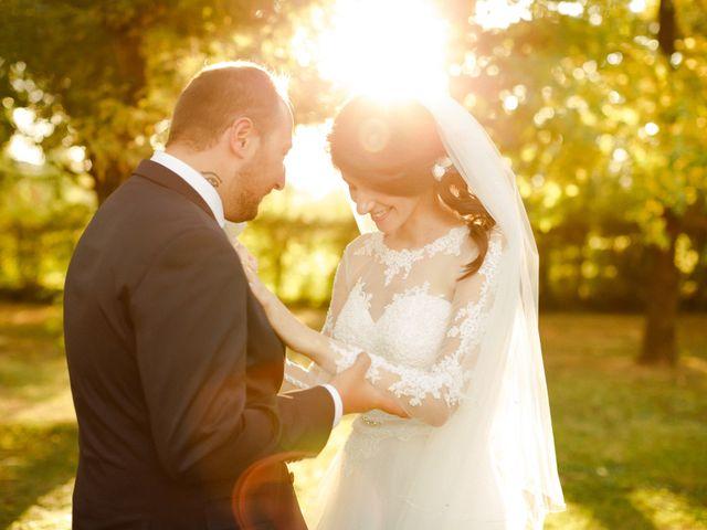 Il matrimonio di Fabio e Susana a Modena, Modena 1