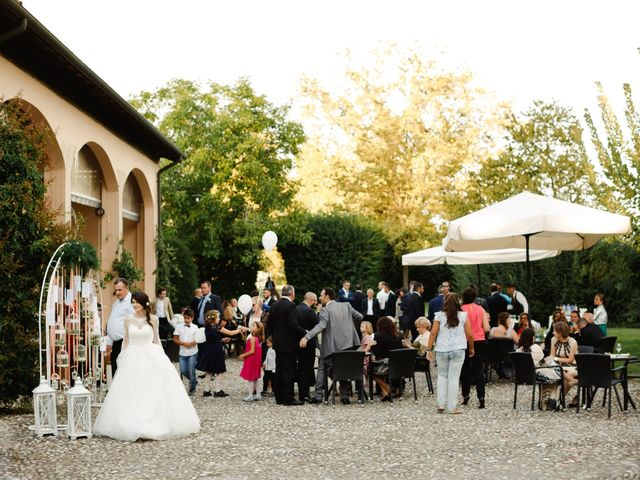 Il matrimonio di Fabio e Susana a Modena, Modena 89