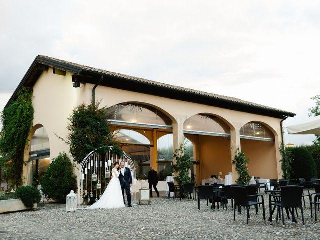 Il matrimonio di Fabio e Susana a Modena, Modena 105