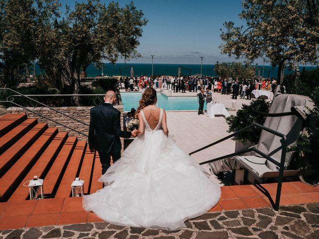 Il matrimonio di Paolo e Idanella a Vasto, Chieti 32