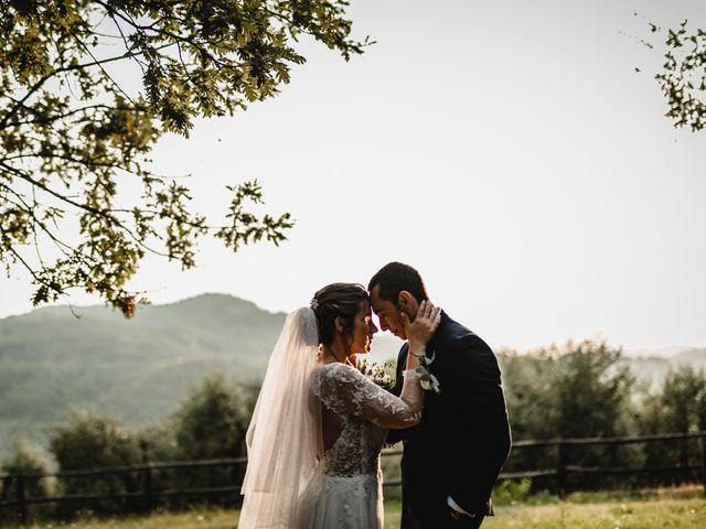 Il matrimonio di Matteo e Annamaria a Pistoia, Pistoia 1