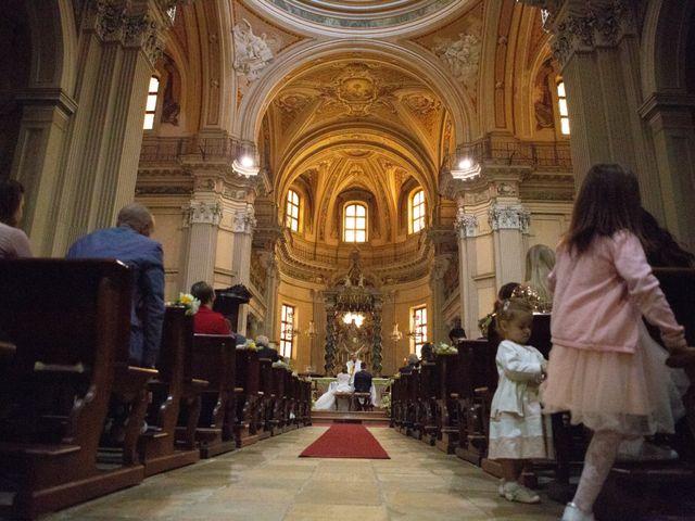 Il matrimonio di Alberto e Simona a Settimo Torinese, Torino 11