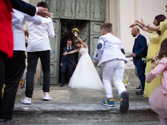 Il matrimonio di Alberto e Simona a Settimo Torinese, Torino 1
