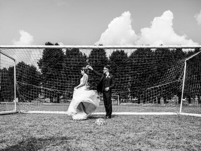 Il matrimonio di Alberto e Simona a Settimo Torinese, Torino 12