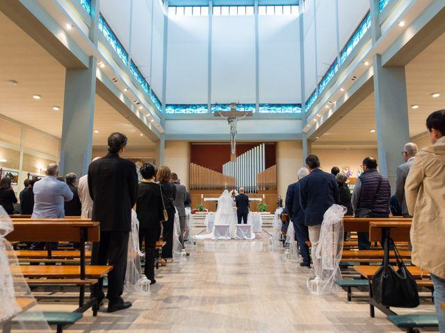 Il matrimonio di Amedeo e Alessandra a Porto Sant'Elpidio, Fermo 22