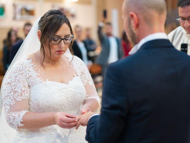 Il matrimonio di Amedeo e Alessandra a Porto Sant'Elpidio, Fermo 29